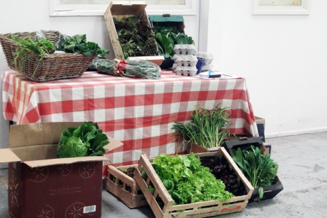 Biodynamic vegetables for sale. Goodness in every gram.