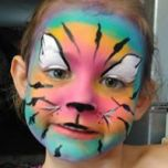 animal face paint